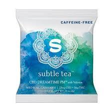 40MG Subtle Tea Dreamtime Valarian Tea