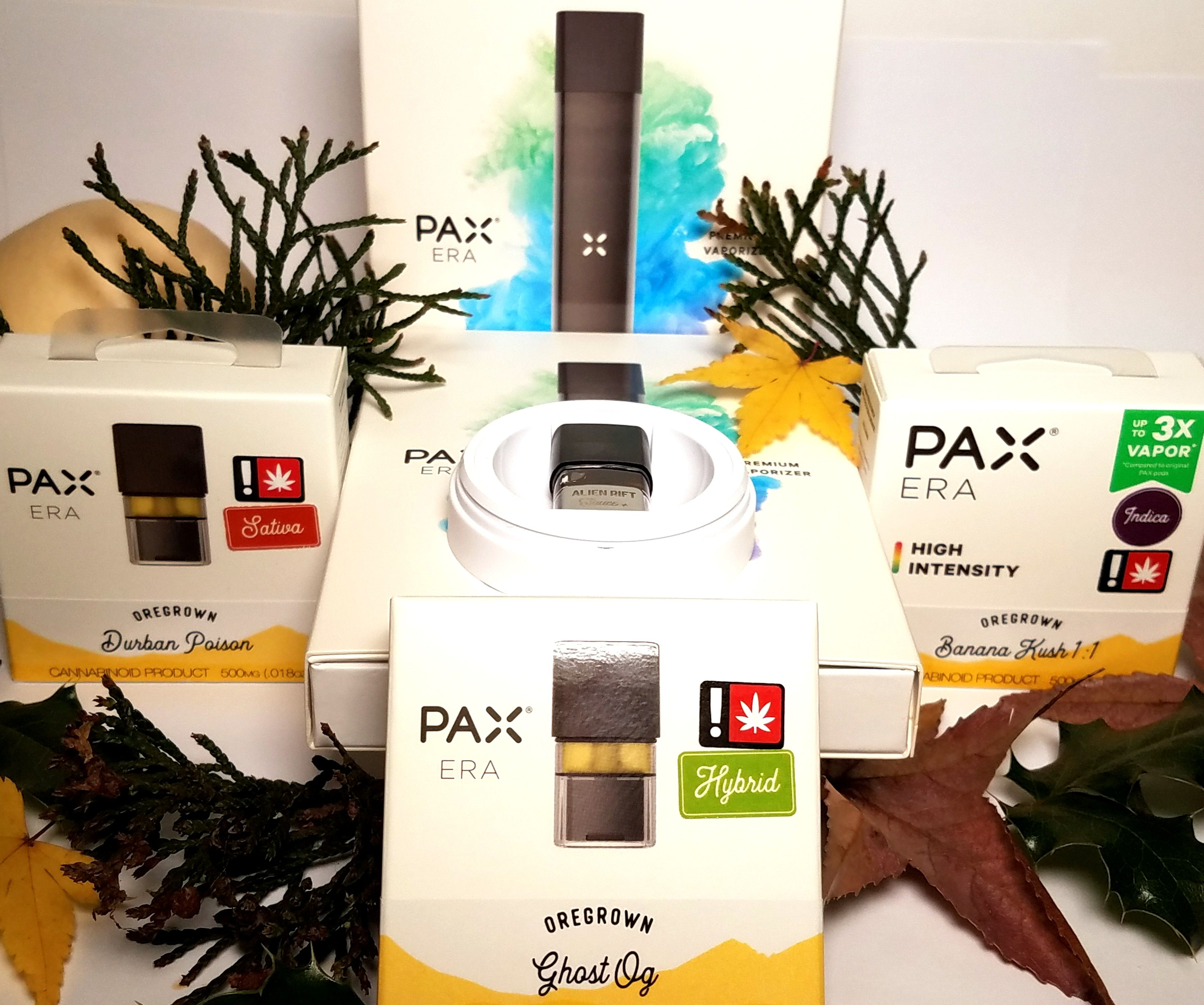 PAX COMBO PACK! Pick two  + FREE Battery & Shirt
