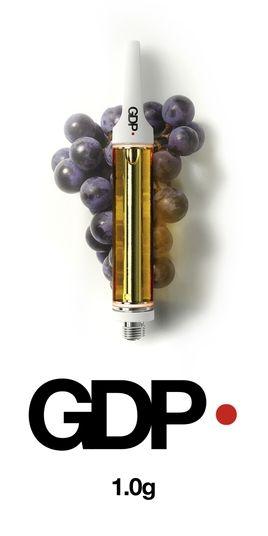 Bloom Cartridge - Grand Daddy Purple (GDP)