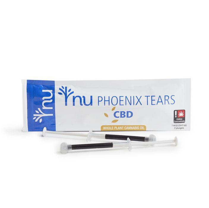 Nu - Phoenix Tears CBD Plunger
