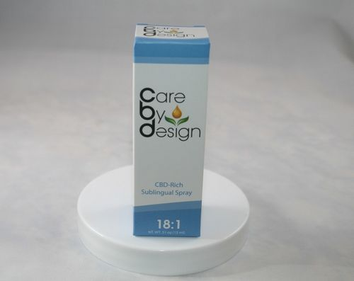 18:1 CBD Spray - Care By Design - 15 ML