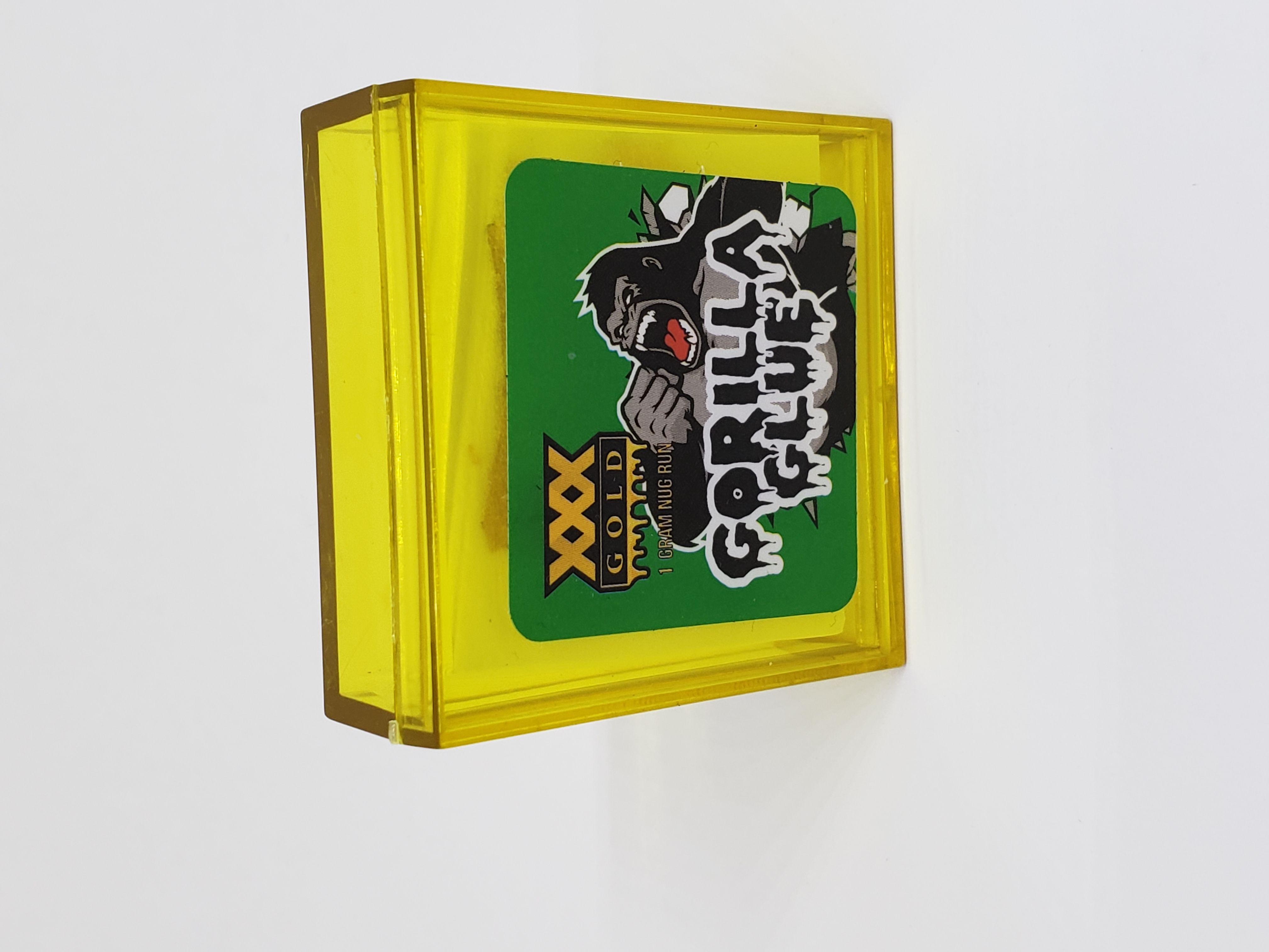 XXX Gold Gorilla Glue Shatter