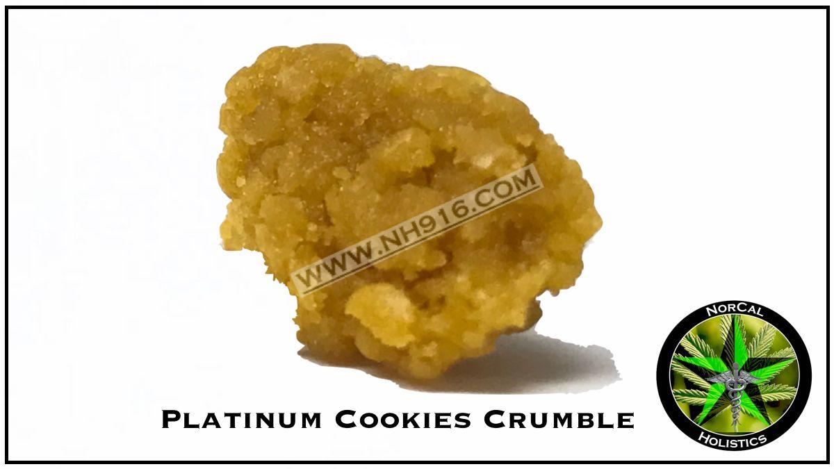 -WaxMan-Platinum Cookies Crumble