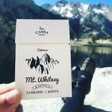 Canna Sierra Mt. Whitney Sativa Pre Rolls (Jackwreck)