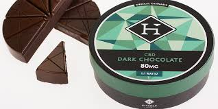 [Hashman] CBD 80mg - Chocolate