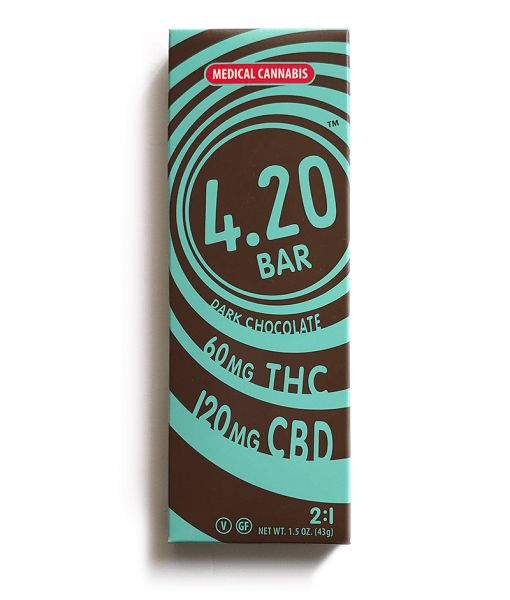 180MG 2:1 Venice Cookie Co. Dark Chocolate