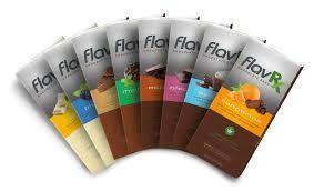 100MG FlavRX Chocolate Bars