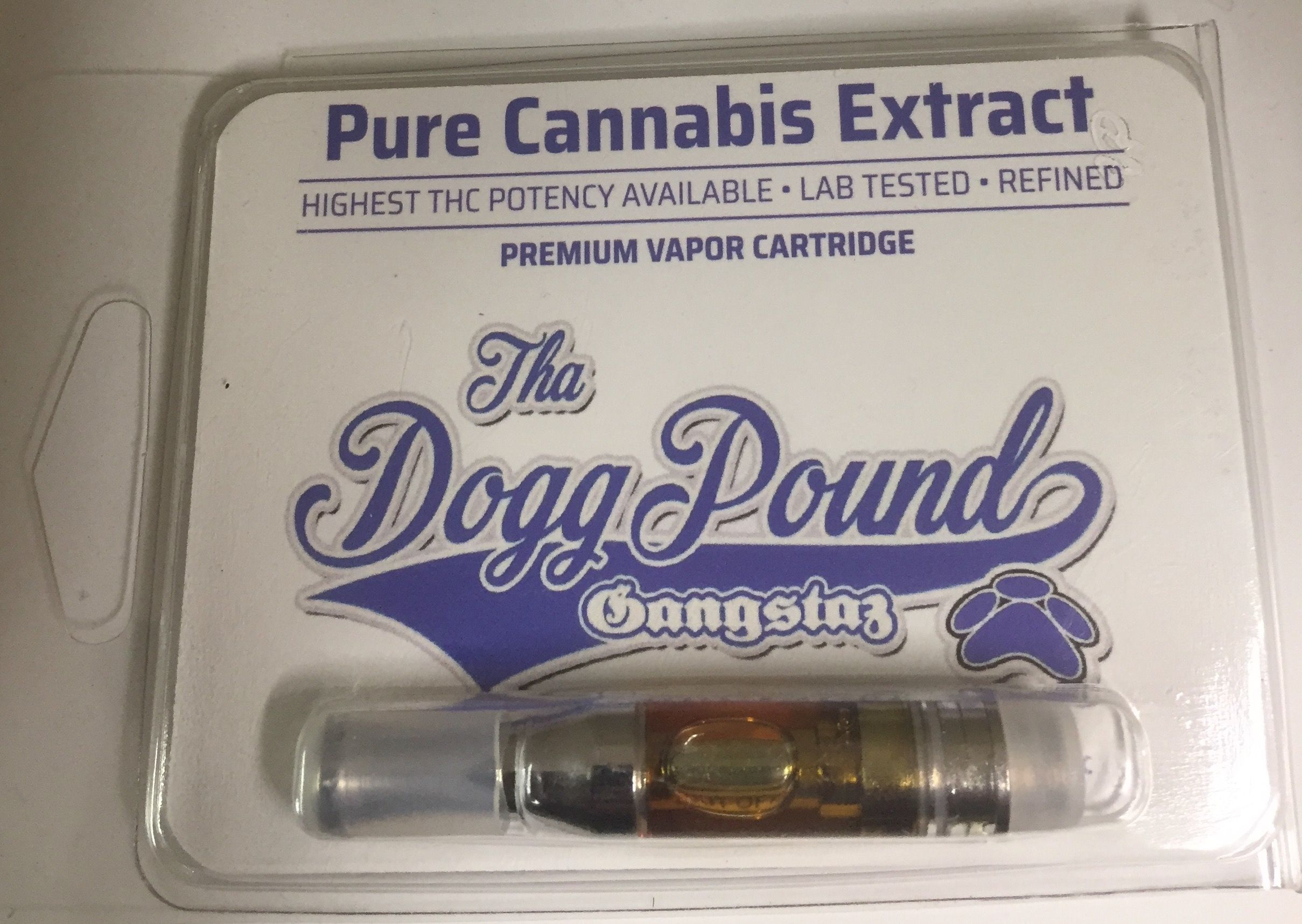 Tha Dogg Pound Gangstas - Ripe Pear Cartridge