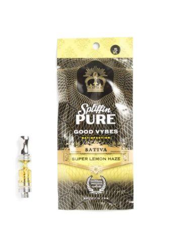 Spliffin Lemon Haze Cartridge