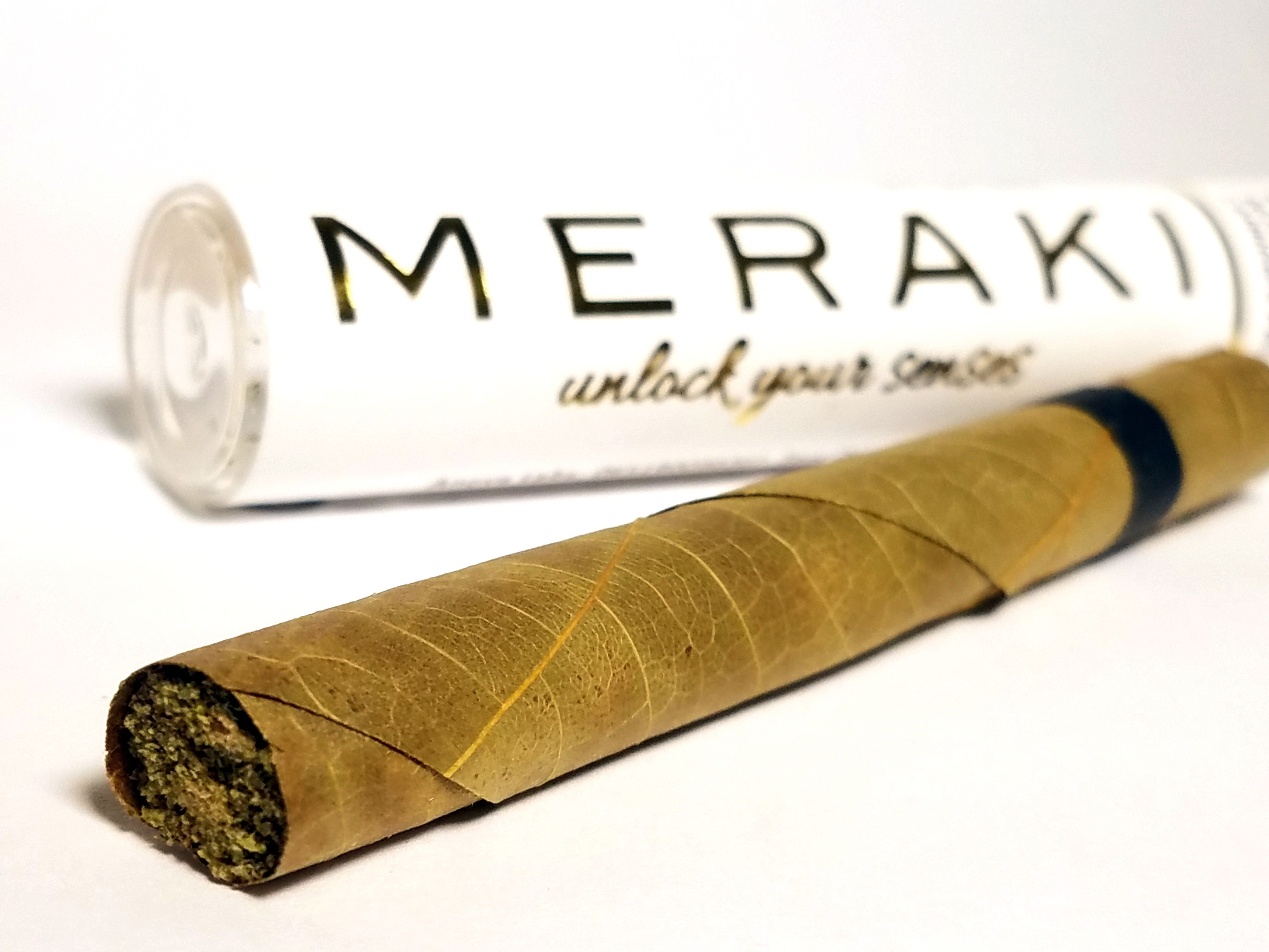 Meraki Gardens - Meraki Mango 1.5g, Sativa, Palm