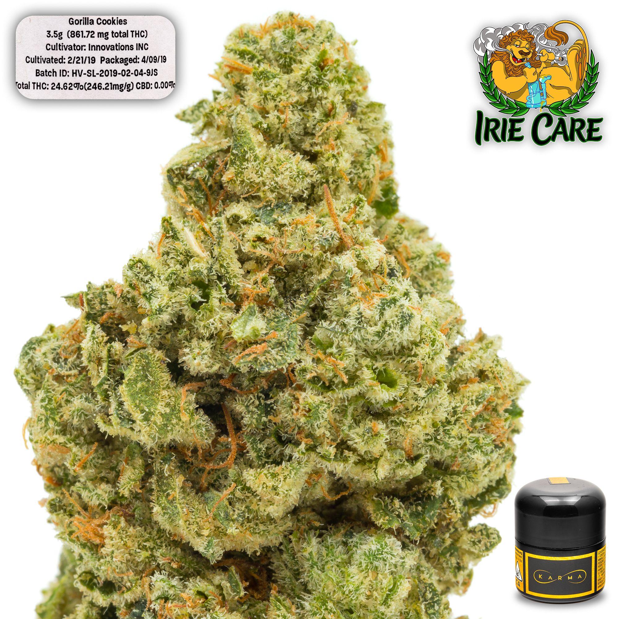 Karma - Gorilla Cookies **Premium Topshelf Cannabis**