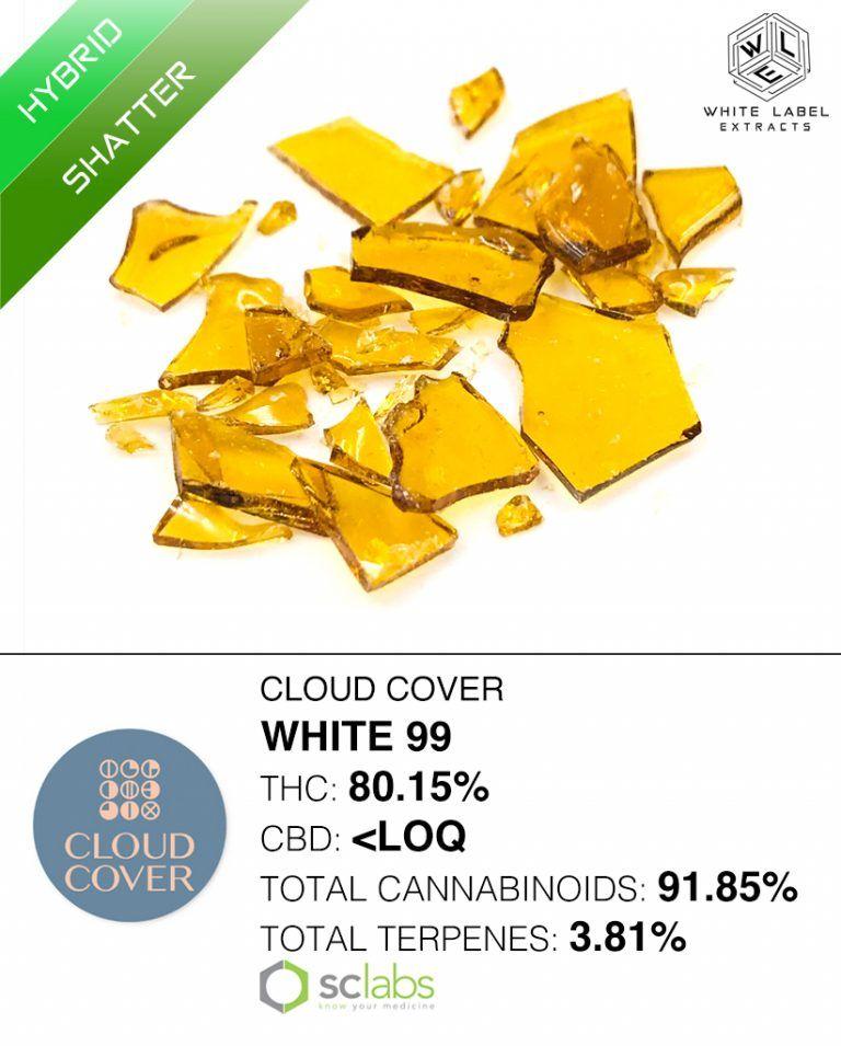 WLE - White 99, Hybrid, Shatter