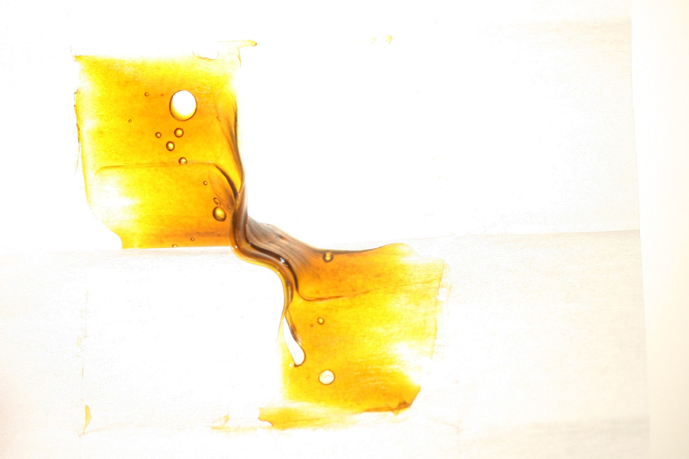Sour Rainbow Shatter - Campfire and Honeybee Pharms