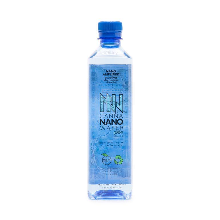 Cannanano Water [ph9+ alkaline] 4mg