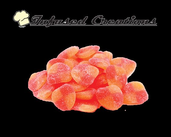Infused Creations - Peach Bombs (Indica) 150mg