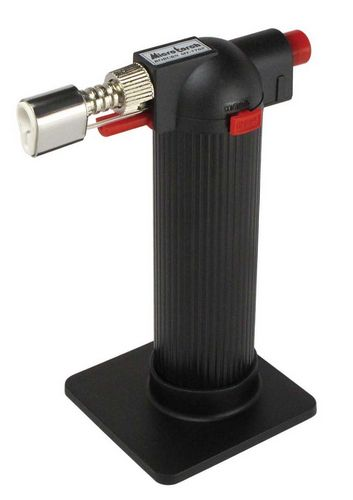 Butane Power Torch with Built-In Ignition System