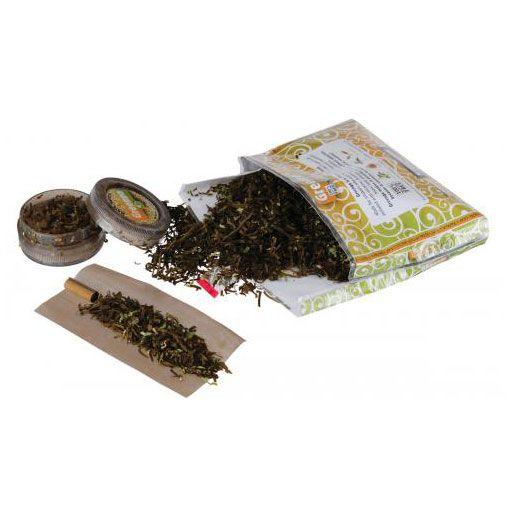 Herbal Tobacco Substitute