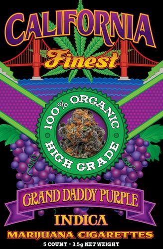 California's Finest - Grand Daddy Purple (Indica)