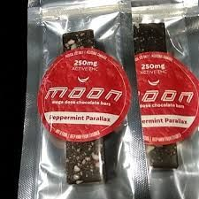 Moon Mega Dose Chocolate Bars - Peppermint Parallax