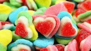 Gummi Hearts 300 mg Cannabis Prime