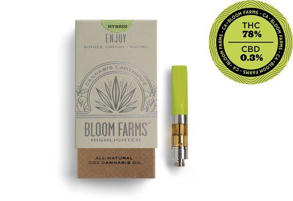 Bloom Farms Cartridge GSC Hybrid $35