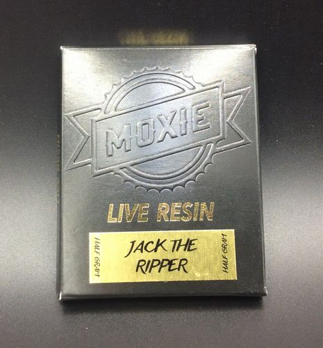 Jack The Ripper Live Resin by Moxie