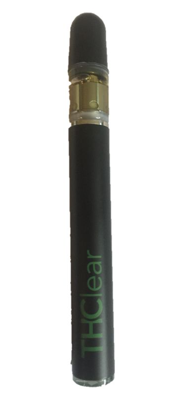 GG#4 Disposable Pen .3g by THClear NEW