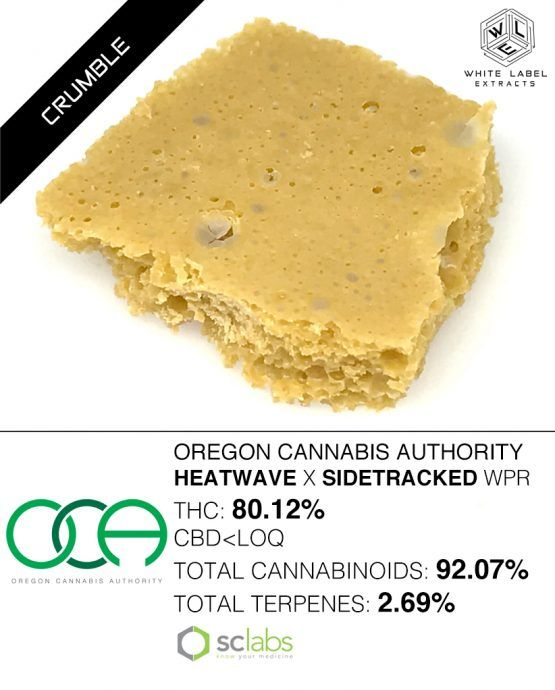 WLE -Heatwave x Sidetracked  Honeycomb