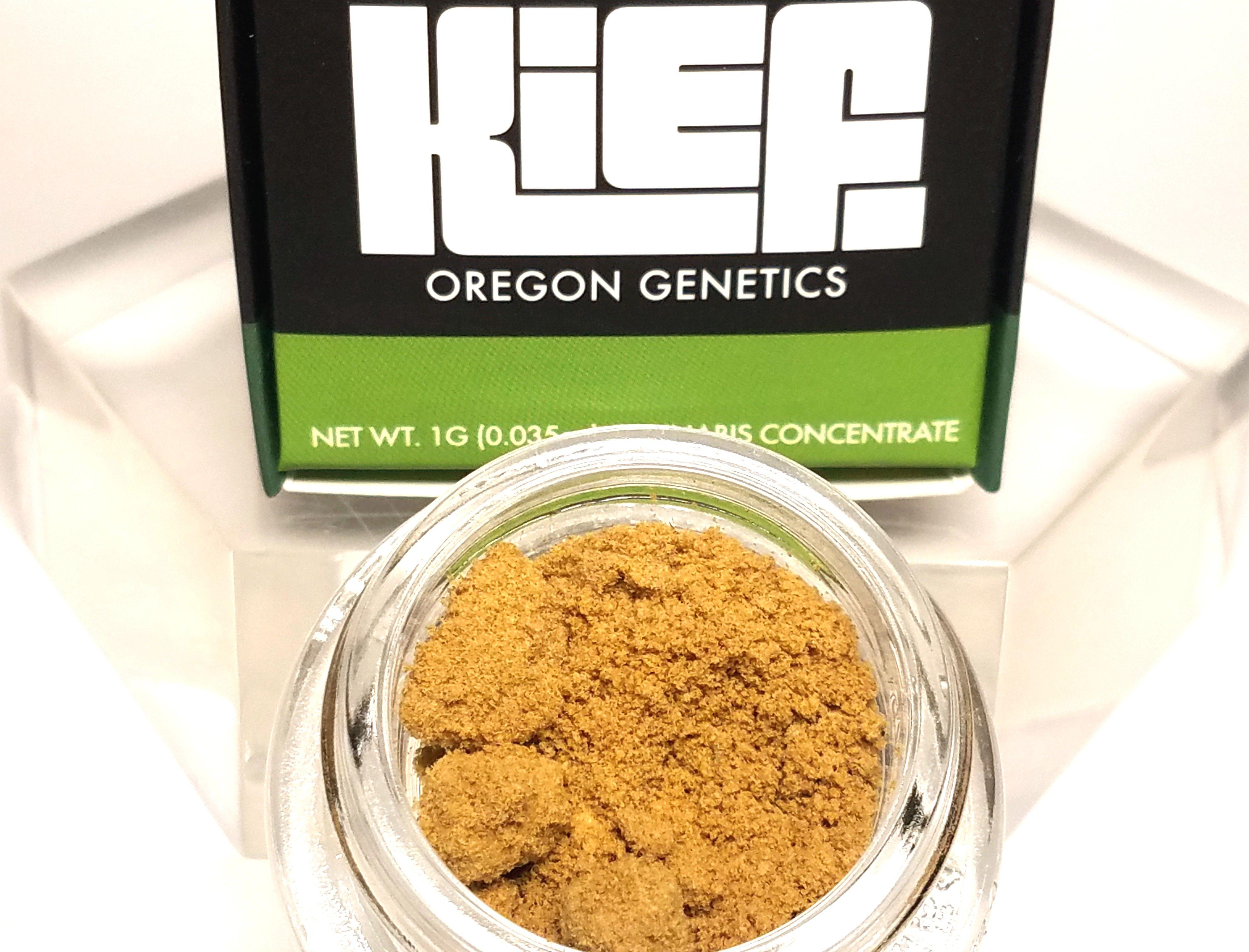 Oregon Genetics - SFV x GG4, Hybrid, Kief