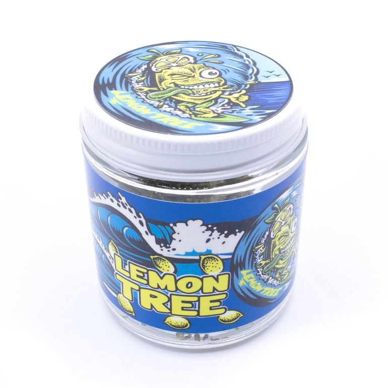 Lemon Tree Light Dep Jar
