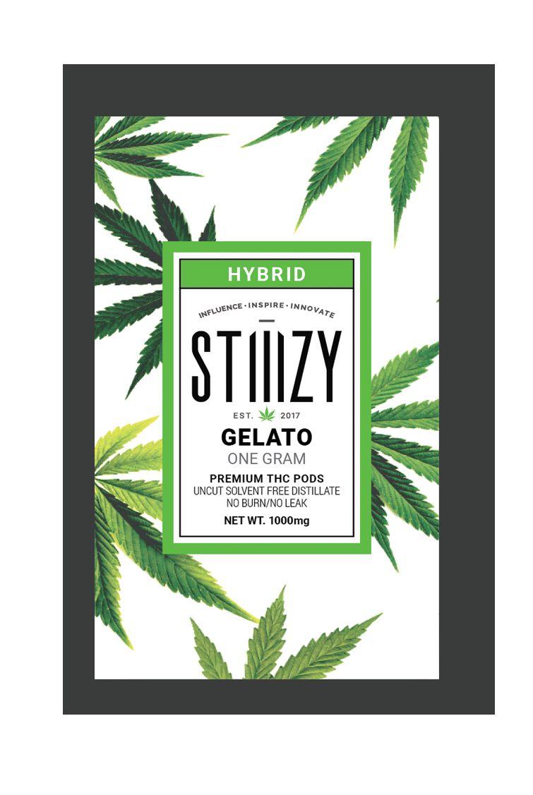 Stiiizy - Gelato