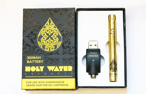 Holywater Extracts Battery and Charger