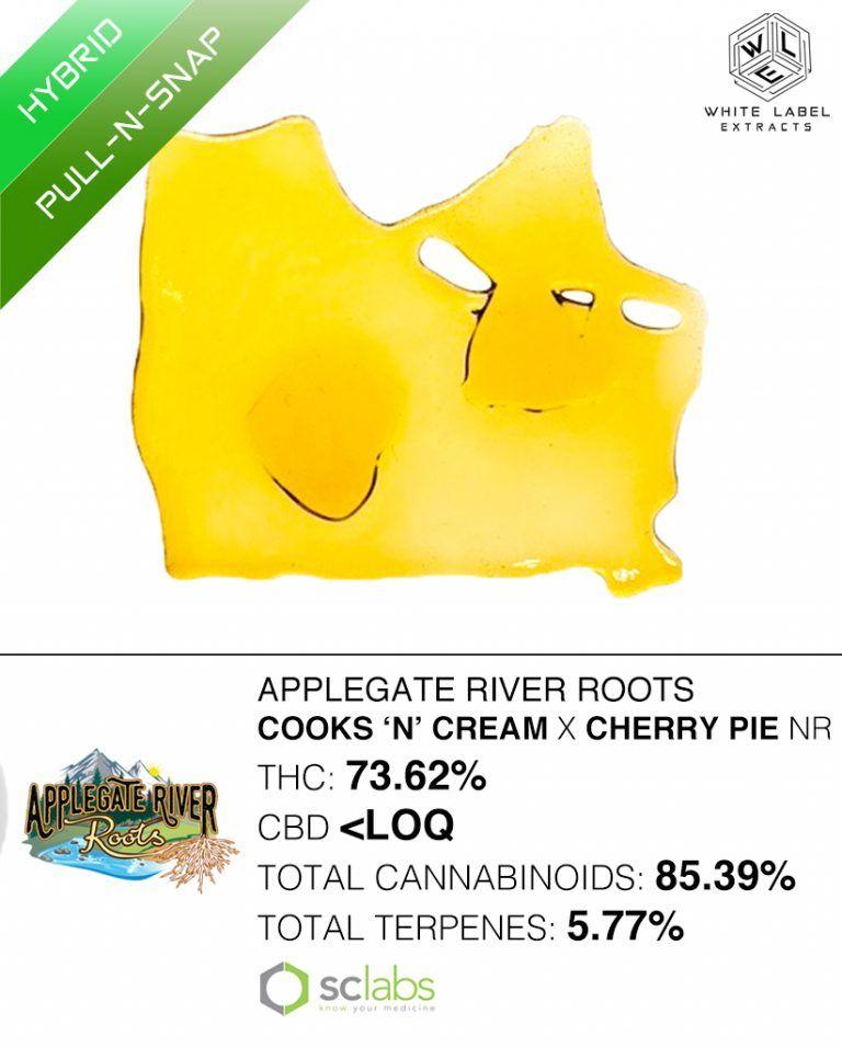 WLE - Cooks 'N' Cream x Cherry Pie, Hybrid, Pull-n-Snap