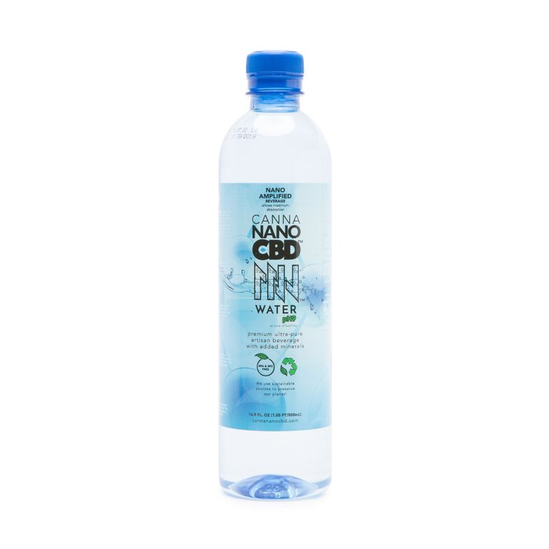 Cannanano Water [ph9+ alkaline] 2mg