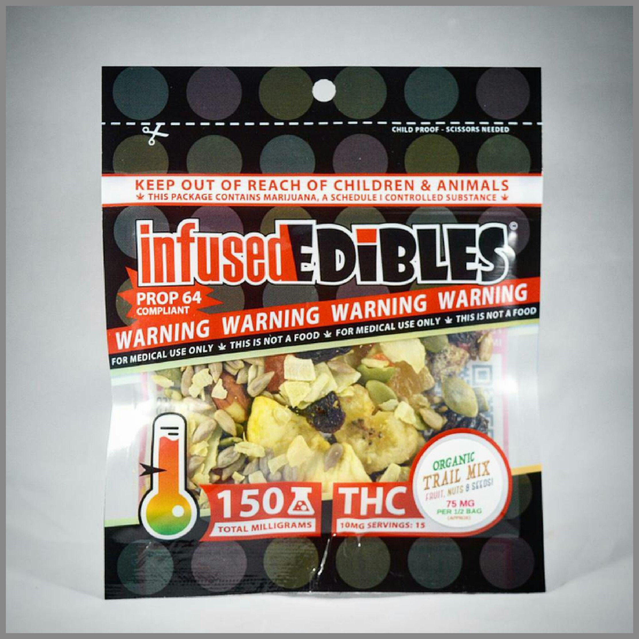 Trail Mix - Infused Edibles - 150mg