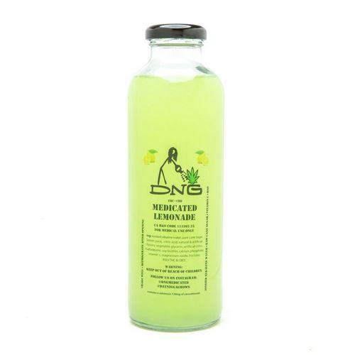 Medicated Lemonade Apple 120mg