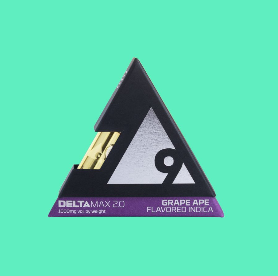 Delta 9 2.0 Grape Ape