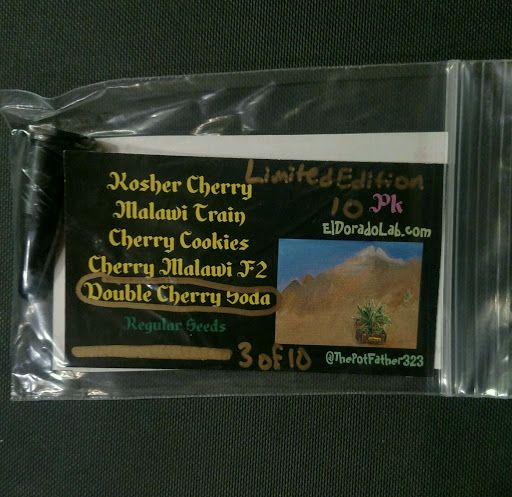Double Cherry Soda (Limited Edition) 10pk