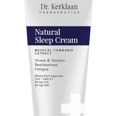 Dr. Kerklaan Natural Sleep Cream 120mg $65