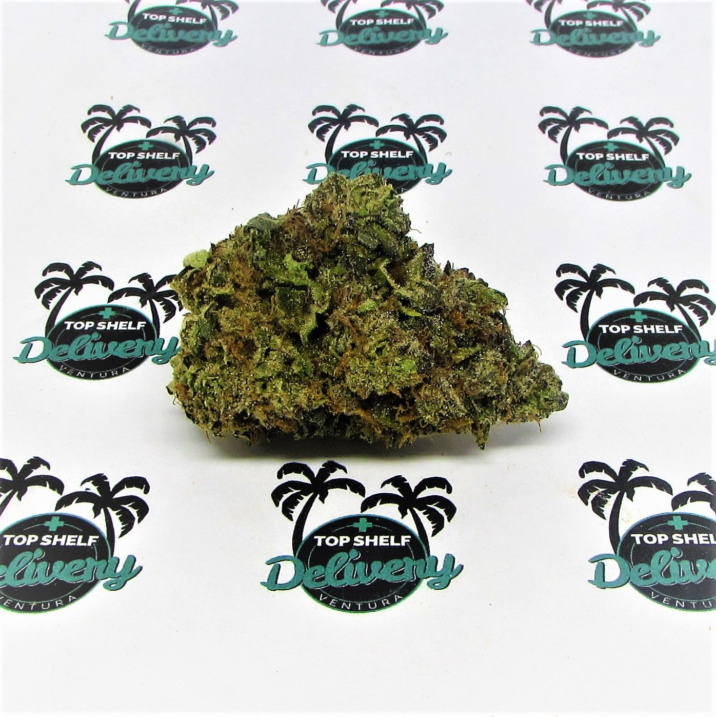 Top Shelf - Green Poison