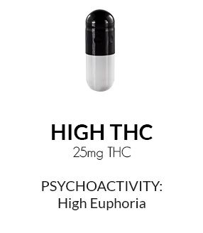 Get Zen Cannabis Capsules 30 ct. - High THC