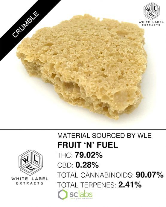 WLE - Fruit 'N' Fuel Honeycomb Was $25