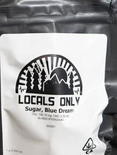 Blue Dream Sugar