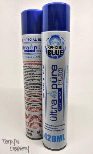 Special Blue Butane