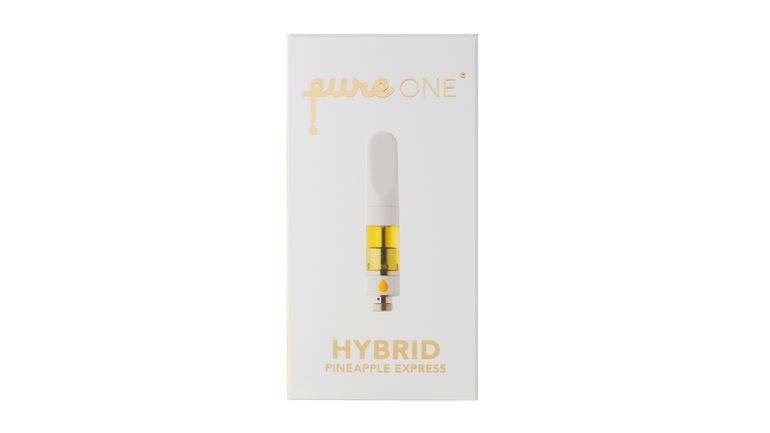 Pineapple Express PureONE CO2 Cartridge