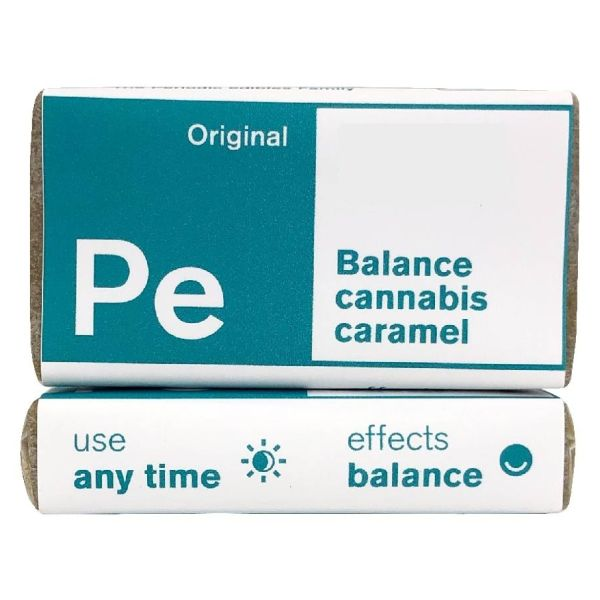 Periodic Edibles - Balance Sea Salt Caramel