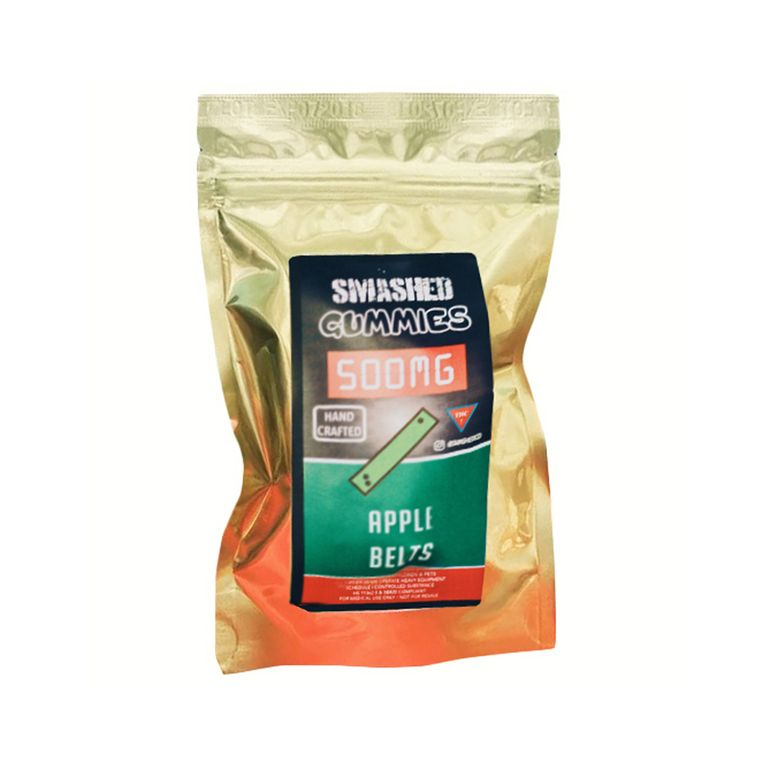 Smashed Apple Belts - 500mg