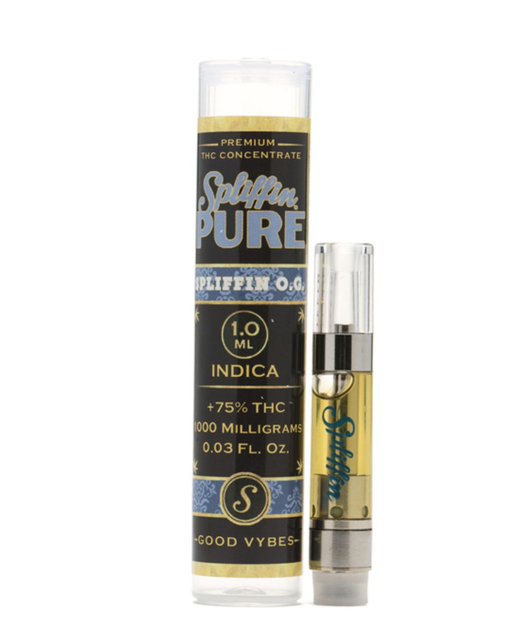 Spliffin PURE Indica Spliffin OG .5g/1g ~Spcl
