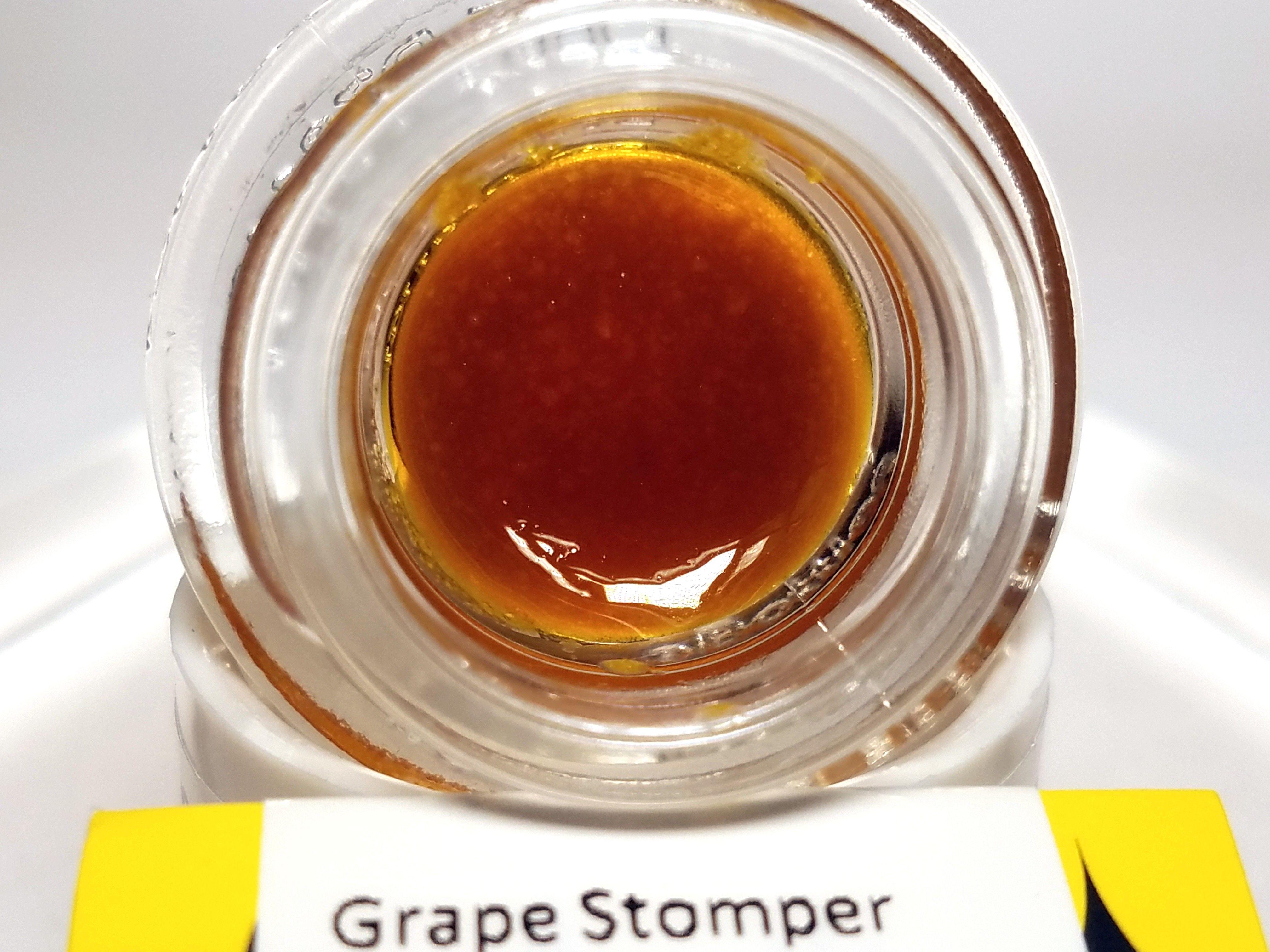 Bobsled - Grape Stomper, Hybrid, Sauce