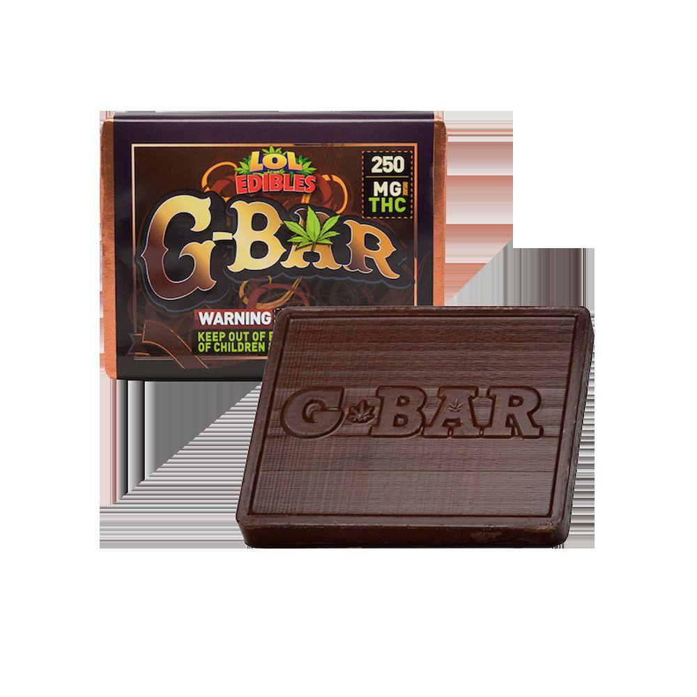 G-Bar Chocolate - 250mg